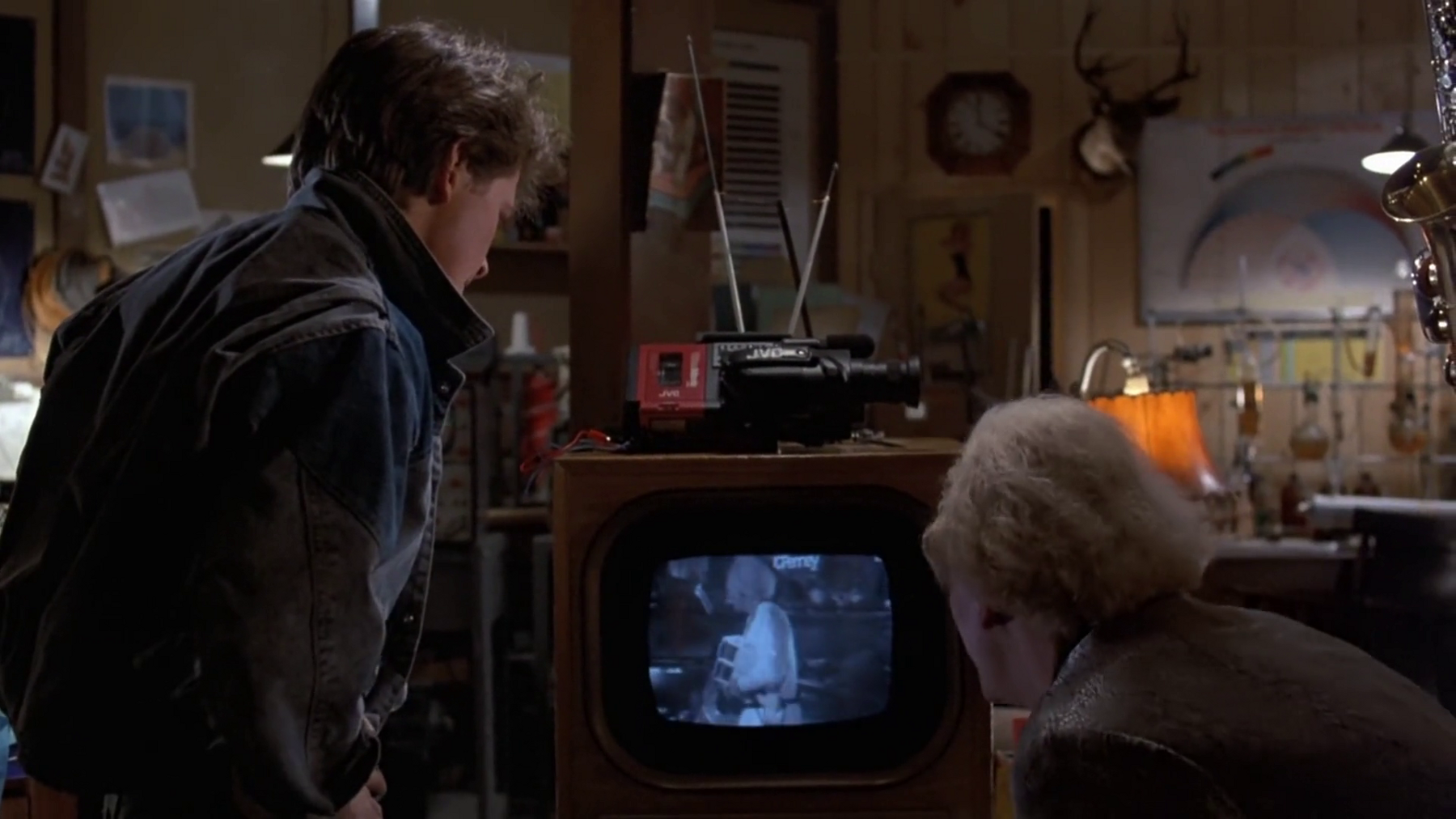 Back to the Future, Time Travel, and the Secret History of the 1980s — The Message — Medium