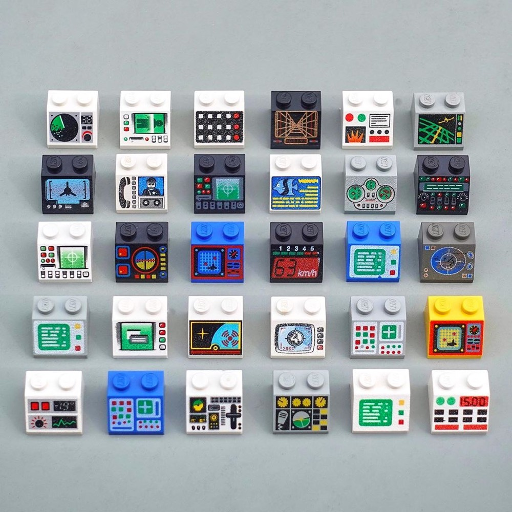 Lego Console Interfaces